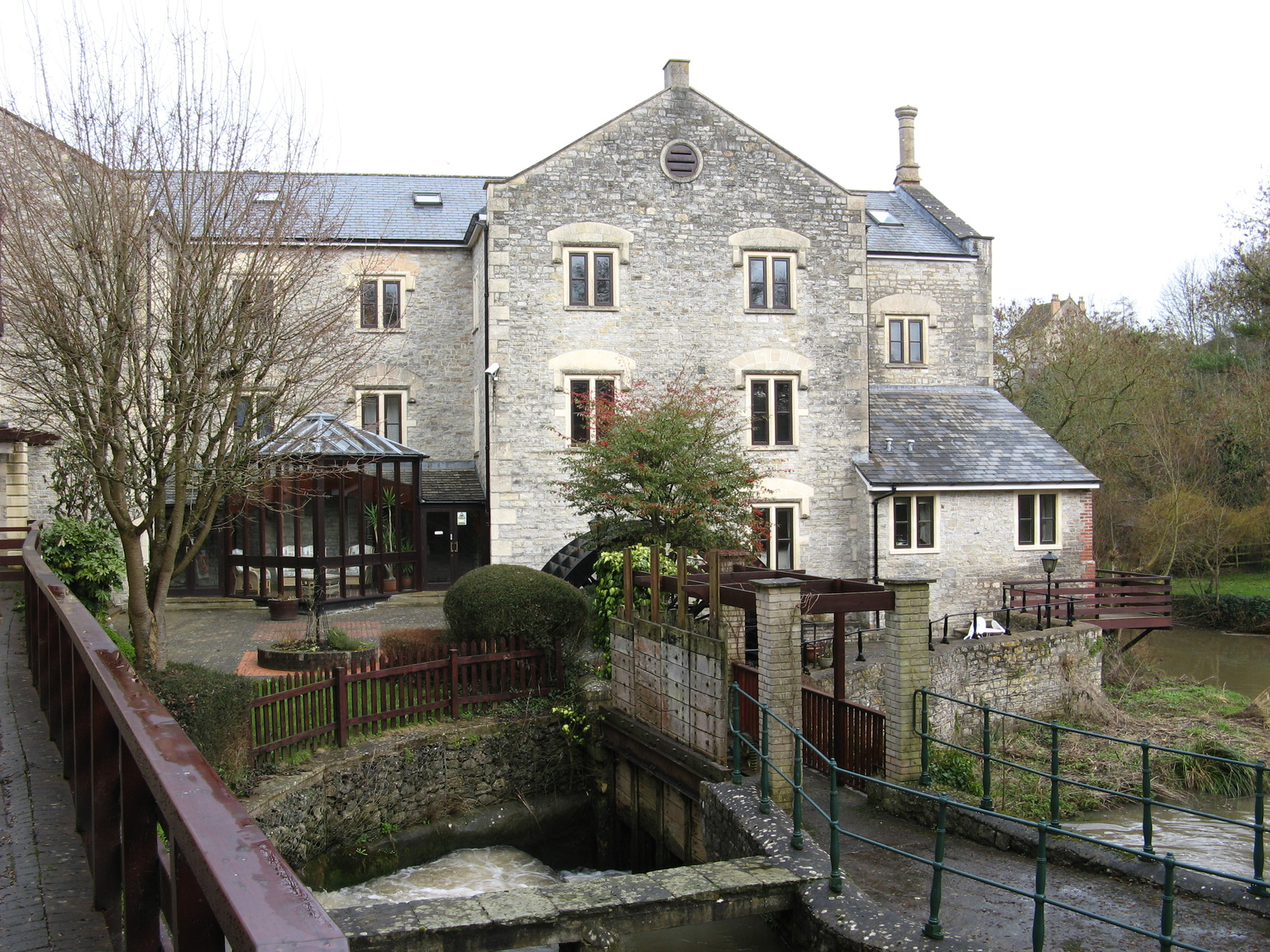 Albert Mill, Keynsham