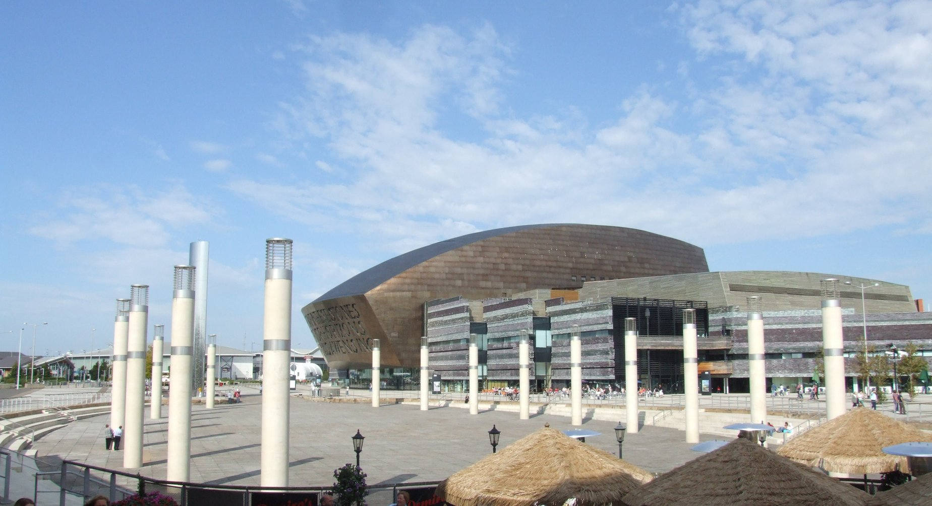 Roald Dahl Plass, Cardiff